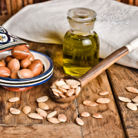features of argan oil