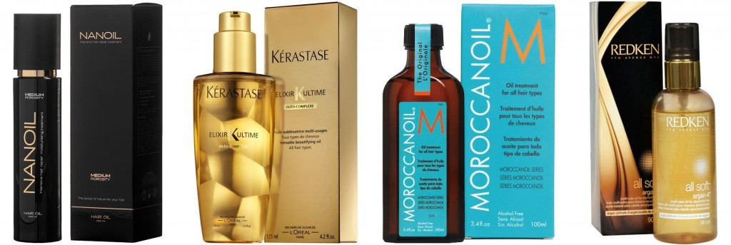 Hair Care Products With Argan Oil